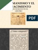 Humanismo - Historia