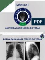 Anatomia Radiológica Do Tórax