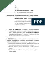 DEMANDA CONVOCATORIA A JUNTA GENERAL DE ACCIONISTAS.docx