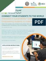 Facilitator Global Solutions Information Sheet_Jordan