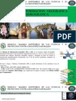 05 Sistema de Informacion Geografica Para Cuencas (SIG)