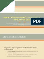 Modelos y métodos - La integración y el psicodiagnóstico.pptx