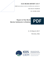 01 WGMS - Report of the Working Group on Marine Sediments in Relation to Pollution