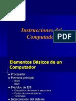 Instrucciones Clase9