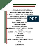 Resumen y Ejercicos Del Modulo 2 y 3 Final