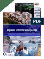 Legislacion Fundamental Para El RadiÓlogo