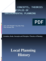 Local Planning History