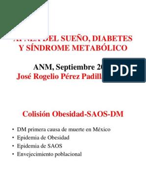 diabetes muerte en el sueño