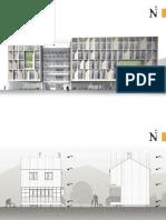 Elevaciones Arquitectónicas