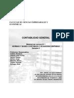 01-Material de Lectura 1 - Normas Contables y Ecuación Contable