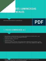 Magnitudes Luminosas -Miriam Fiorella Umasi Huamani