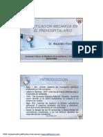 Ventilación Mecánica en Prehospitalario Dr Flores