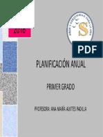 Planificación Anual Ana 2018 Word 1