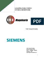 Guia Rápida Siemens 802c Torno Ok