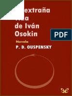 Uspenskii, P. D. - La Extrana Vida de Ivan Osokin [39809] (r1.0)