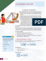 Sistema de Medidas Angula.
