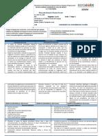 Planeación 2°C Retroalimentación de proyectos