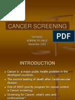 5 Skrining Kanker