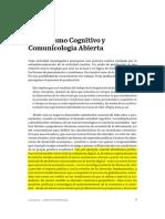 Capitalismo Cognitivo a La Comunicología Abierta