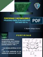2. Porfirinas y Fe