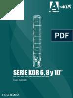 Ft Ficha Tecnica Serie KOR