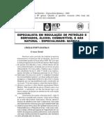 CESGRANRIO - ANP - Especialista - Química - Prova Resolvida