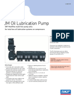 JM Oil Lubrication Pump