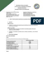 Informe 2enzimas