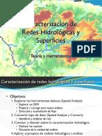 2.2 Hidrología y Superficies SV