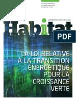 La Loi Législative Pour La Transition Énergétique
