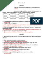Cuestionario de Lubricacion Industrial