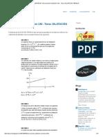 Fisica Examen - Tema_ Dilatación Térmica