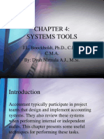 CHAPTER 4 - System Tools