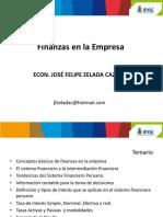 Finanzas en La Empresa, ZELADA[1]