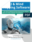 AI and Mind Mapping Software Report