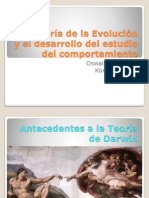 Ecología Comportamental II - Evolución y Compto OG