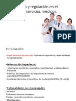 Competencia en los Servicios Médicos