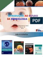 embriologia- introdução