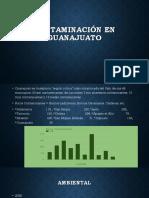 Contaminación en Guanajuato