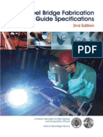 Steel Bridge Fabrication Guide Specifications