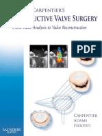 BTKV - Cardiac - Carpentier's Reconstructive Valve Surgery