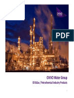 Ovivo Oil & Gas Presentation