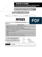 Electrostatics Advanced