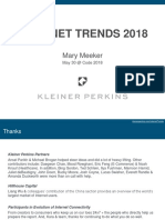 Mary Meeker KPCB Internet Trends 2018 Code Conference May 30 2018