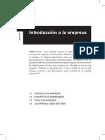Gestión de Empresa
