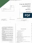 110112721 Curs de Obstetrică Și Ginecologie Vol 1 Ob Pricop Iași 2001