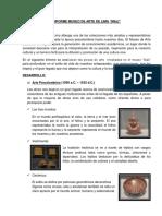 Informe Museo de Arte de Lima
