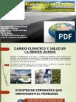 Cambio Clímatico y Salud en La Región Andina Luis Susan