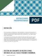 RESTRICCIONES-PRESUPUESTARIAS (1).pptx