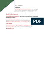 Contenido Minimo Estudios de Preinversion